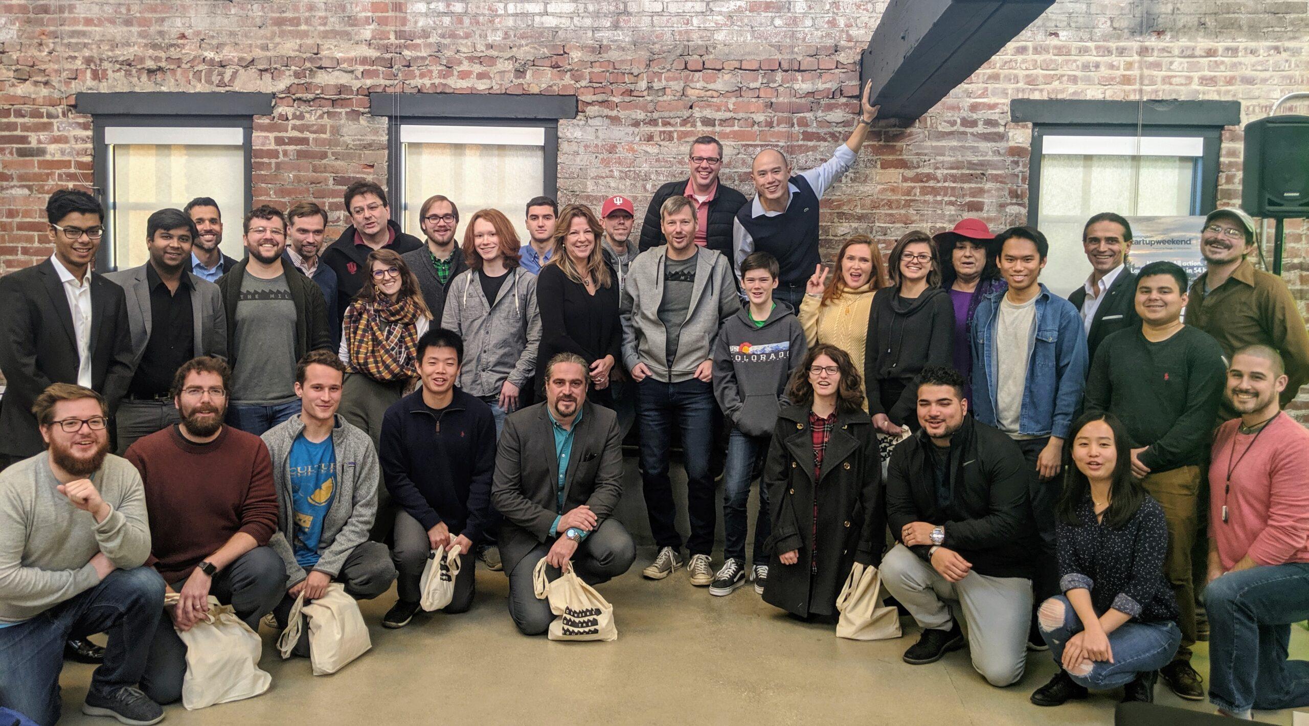 Startup Weekend Bloomington Nov 2019